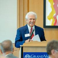 Speaker at the Foundation Annual Meeting